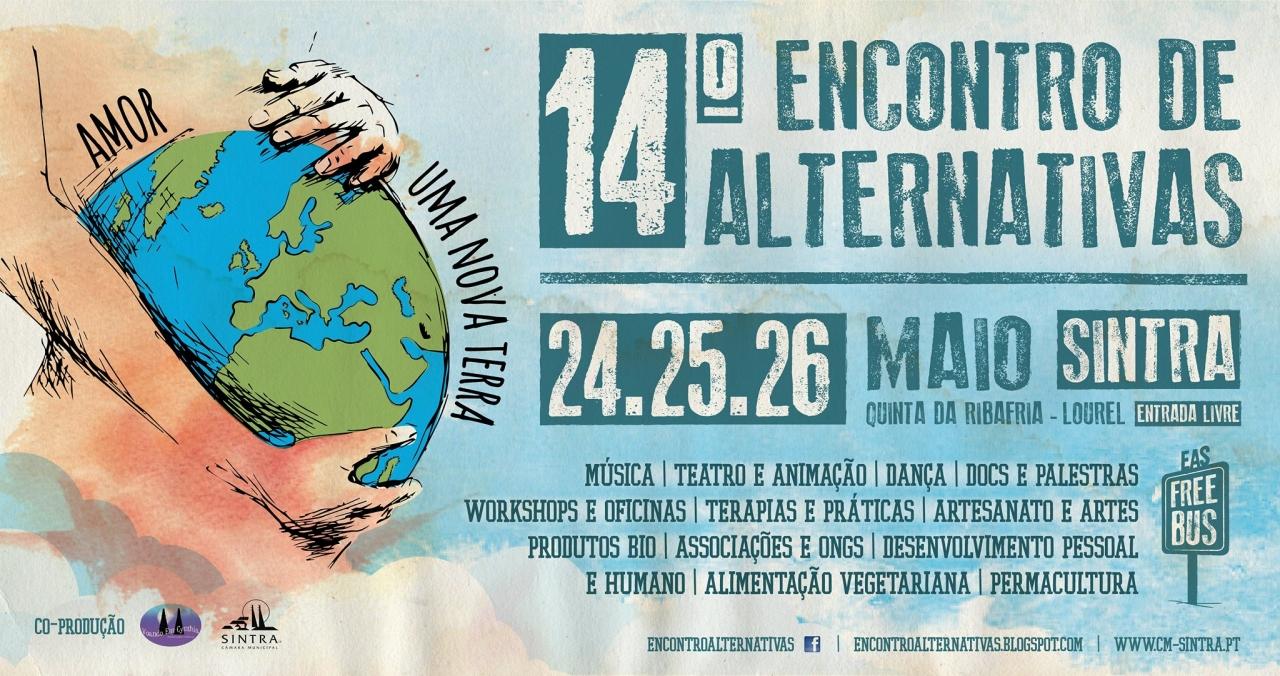 14º Encontro de Alternativas em Sintra